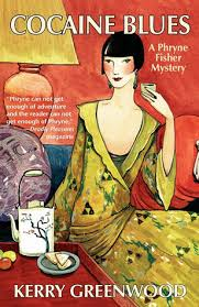 phryne fisher cocaine blues