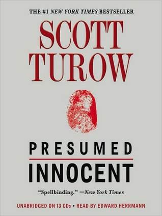 fiction review presumed innocent by scott turow 1987 berkeley mystery fiction - Presumed Innocent Book